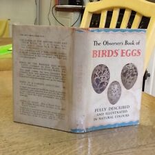 Observers Book Of Birds Eggs 1961: