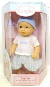 Corolle Fanfan French Designed Baby Doll that Wets Like a Real baby
