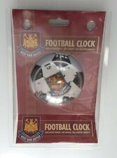 (clk102) West Ham United magnetic alarm clock - present gift - brand new