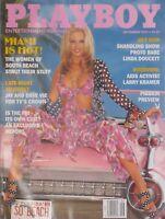 JENNIFER DRIVER September 1993 PLAYBOY Magazine CENTERFOLD: CARRIE WESTCOTT