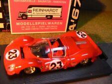 1/43 Vroom ferrari 330 p4 Spyder 1967 Bandini-Amon rojo