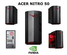 PC Computer Fisso Gaming Acer Nitro N50 i5-10400 16+512 SSD GTX1660 DG.E22EP.00Q