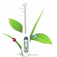 KT300 Digital LCD Probe Food Thermometer for Meat, Drink, and BBQ