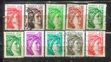 France Francaise Nice Stamps Lot 3