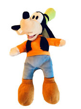 New listing Disney Just Play Goofy 12� Plush Stuffed Toy Mickey Mouse Clubhouse Sanitized