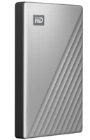 "Western Digital (WD) ""My Passport"" ULTRA 2TB Portable External HDD - SILVER $90"