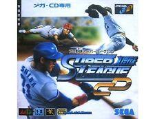 ## SEGA Mega-CD - Pro Yakyuu Super League CD (JAP / JP) - TOP ##