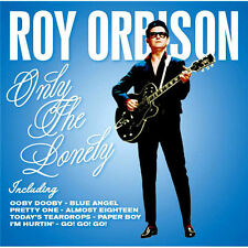 ROY ORBISON ~ ONLY THE LONELY BRAND NEW CD Rockhouse,Domino,Ooby Dooby and more