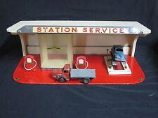 Z496 BABYJOU RARE GARAGE STATION SERVICE BP MINIALUXE TRES BON ETAT