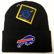 b22112bde NWT NFL Buffalo Bills Grossman Vintage Cuffed Knit Hat Beanie Cap OSFA NEW!