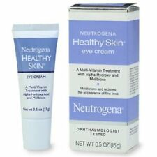 Neutrogena Healthy Skin Eye Cream With Alpha Hydroxy 0.5 Ounce (Pack Of 2 Tubes)