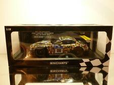 MINICHAMPS BMW Z4 GT3 - 24h ADAC 2014 - GREY 1:18 - EXCELLENT IN  BOX - ltd.ed