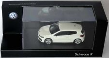 VERY RARE VW SCIROCCO R 2.0 TURBO 2010 CANDY WHITE 1:43 NOREV (DEALER MODEL)