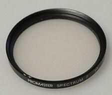(PRL) PROMASTER SPECTRUM 7 1A 52mm FILTRO FOTO PHOTO FILTER FILTRE FILTAR FILTRU