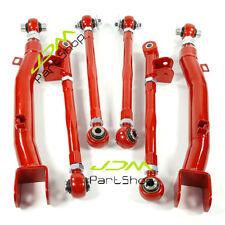 Front Rear Control Arm Trailing Arms For Subaru Impreza WRX/ STi GDA GDBC GGA