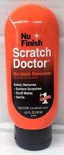 Nu Finish Scratch Doctor, Automotive Scatch Remover 6.5 oz