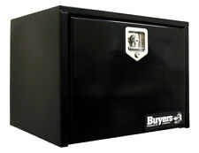 Buyers Products 1703350 12X14X24 Black Steel Underbody Truck Box