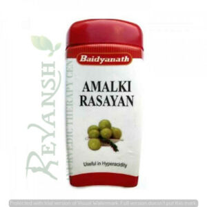 Baidyanath Amlaki Rasayan  For Acidity, General And Weakness |120 GM | F.S