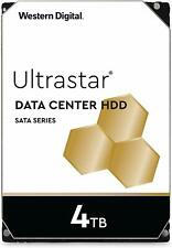 Western Digital 4TB Ultrastar SATA Series Data Center Drive