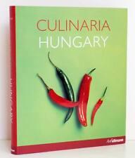 HUNGARIAN Cookbook CULINARIA HUNGARY Ethnic Magyar Turkish Balkan Culinary Arts