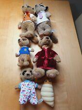 Officials Product Of Meerkova Meerkat Family × 6 Teddies Compare The Meerkat