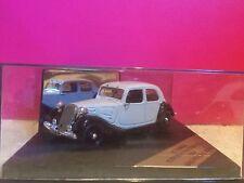 VITESSE SUPERBE CITROEN TRACTION 7S 1934 NEUF EN BOITE 1/43 G6