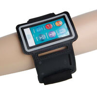 Fine Sport Running Gym Soft Armband Cover Case for iPod Nano 7th Generation VC