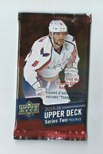 2015-16 UD Series 2 Upper Deck Hockey 1 Pack Retail  8 Cards per Pack