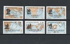 timbres neufs** France - 1988 - Série complète Y&T 2517 à 2522