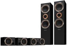 Pioneer S-RS55TB Lautsprecherset 5.0 Kanäle Schwarz
