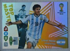 2014 ADRENALYN WORLD CUP; TOP MASTER  - LIONAL MESSI