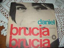 "DANIEL "" BRUCIA BRUCIA "" UN DISCO PER L'ESTATE'70  ITALY'70"