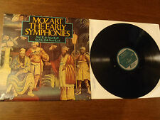 33 TOURS MOZART THE EARLY SYMPHONIES N°1/4/5/6 TURNABOUT TV 37087S