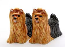 20767 Yorkshire Terrier Yorkie Dog Canine Puppy Pet Salt Pepper Shaker Set