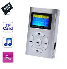 Lecteur MP3 4 Go - à carte mémoire - Ecran LCD - Radio FM