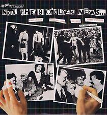 Not The Nine O'Clock News – REB 400 – LP Vinyl Record