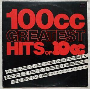 """10CC - Greatest Hits Of 10CC - 1975  - 12"""" Vinyl Album"""