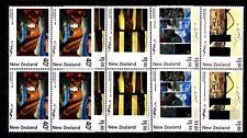 NEW ZEALAND - NUOVA ZELANDA - 1997 - Artisti neozelandesi. 10° morte di McCahon