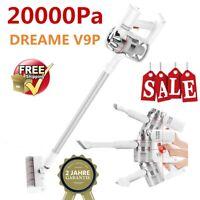 20000Pa DREAME V9P Kabelloser Staubsauger 2-in-1 Stiel Handtaubsauger 400W 500ML