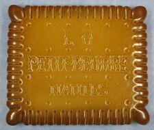 """DESSOUS DE PLAT """"BiscuitsPETIT-BEURRE LU"""" Nantes"""