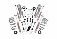 """Rough Country 3.25"""" Suspension Lift Kit for Jeep Wrangler TJ 4WD 644.2"""