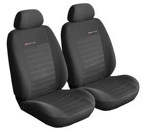 Sitzbezüge Sitzbezug Schonbezüge für Citroen C4 Vordersitze Elegance P4
