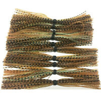 10pc silicone Skirt For SpinnerBait jig Skirt Fishing Skirts with flash skirt060