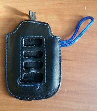 OEM F SPORT Blue LEXUS SMART KEY REMOTE LEATHER CASE COVER BAG JACKET POUCH