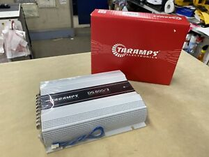 Taramps DS800X3 Amp STRONG 3 Channels Amplifier - Bass & Voice - 800 Watts RMS!