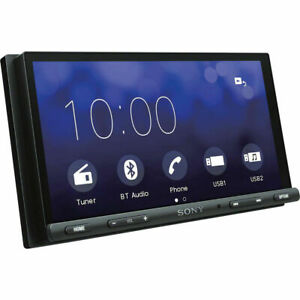 """Sony 6.95"""" Audio Visual Head Unit with Apple CarPlay & Android Auto - XAVAX5000"""