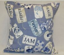 "2 x modern Cushion covers, 100% cotton,16""x16"""