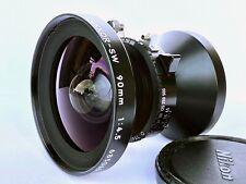 SUPER CONDITION! Nikon NIKKOR SW 90mm f/4.5 SW Lens