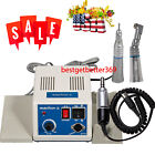 NEW Dental Lab Marathon Electric Micromotor & 35K RPM Handpiece Polishing Unit