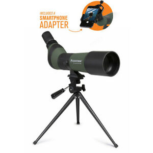 Celestron LandScout 20-60 x 65 Spotting Scope Digi-scoping Kit # 52328 (UK) BNIB